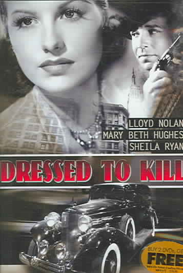 DRESSED TO KILL 41 BY HUGHES,MARY BETH (DVD)